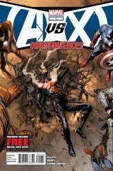 Marvel's AVX: Consequences Issue # 1