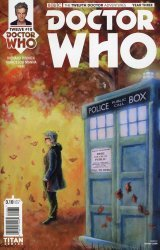 Titan Comics's Doctor Who: 12th Doctor - Year Three Issue # 10c