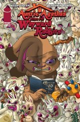 Image Comics's Auntie Agatha's Home for Wayward Rabbits Issue # 3