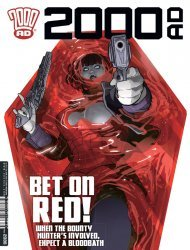 Rebellion's 2000 A.D. Issue # 2086