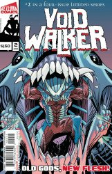 Alterna Comics's Void Walker Issue # 2