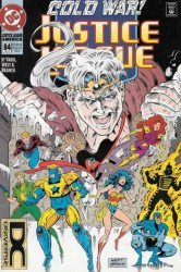 DC Comics's Justice League America Issue # 84b
