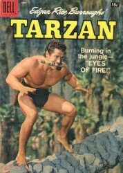 Dell Publishing Co.'s Tarzan Issue # 105b