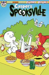 American Mythology's Casper's Spooksville Issue # 4b