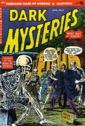 Master Publications's Dark Mysteries Issue # 17