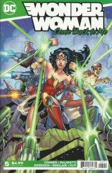DC Comics's Wonder Woman: Come Back to Me Issue # 5