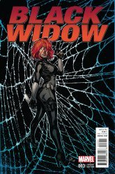 Marvel's Black Widow Issue # 3c