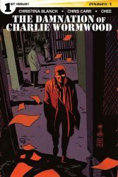 Dynamite Entertainment's Damnation Of Charlie Wormwood Issue # 1