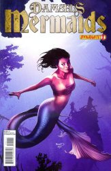 Dynamite Entertainment's Damsels Mermaids Issue # 1