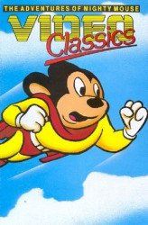 Eternity Comics's The Adventures of Mighty Mouse: Video Classics Issue # 1