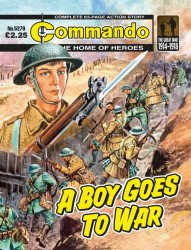 D.C. Thomson & Co.'s Commando: For Action and Adventure Issue # 5279