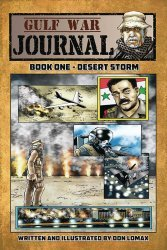 Caliber Entertainment's Gulf War Journal TPB # 1