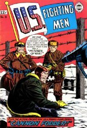 Super Comics's U.S. Fighting Men Issue # 15