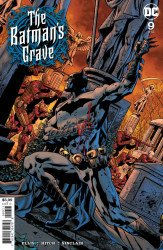 DC Comics's Batman's Grave Issue # 9