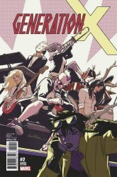 Marvel Comics's Generation X Issue # 2b
