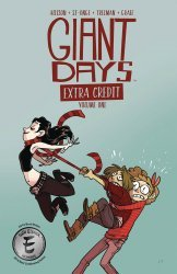 BOOM! Studios's Giant Days: Extra Credit TPB # 1