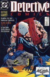 DC Comics's Detective Comics Issue # 598