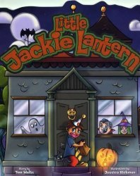 IDW Publishing's Little Jackie Lantern Hard Cover # 1