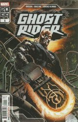 Marvel Comics's Ghost Rider 2099 Issue # 1