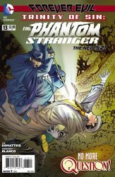 DC Comics's Trinity of Sin: The Phantom Stranger Issue # 13