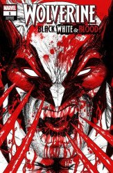 Marvel Comics's Wolverine: Black, White & Blood Issue # 1unk/error-a