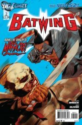 DC Comics's Batwing Issue # 2