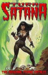 Antimatter/Hoffman International's Tura Satana Issue # 1