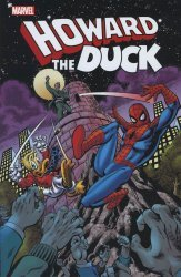 Marvel Comics's Howard the Duck: The Complete Collection  TPB # 4