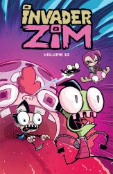 Oni Press's Invader Zim TPB # 10