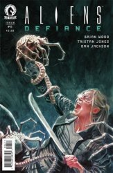 Dark Horse's Aliens: Defiance Issue # 6
