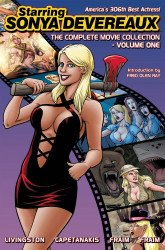 American Mythology's Starring Sonya Devereaux: Complete Movie Collection TPB # 1