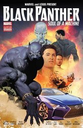 Marvel Comics's Black Panther: Soul of a Machine Issue # 1