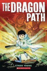 Graphix's Dragon Path Hard Cover # 1