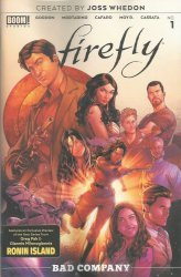 BOOM! Studios's Firefly: Bad Company Issue # 1b