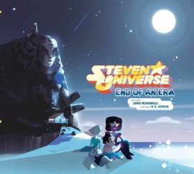 Harry A Chesler's Steven Universe: End Of An Era Hard Cover # 1