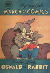 Western Printing Co.'s March of Comics Issue # 53