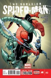 Marvel Comics's The Superior Spider-Man Issue # 12