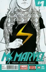 Marvel's Ms. Marvel Issue # 1k