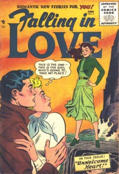 I Love Dc Comics : Falling in love dc comics comicbookrealm