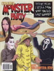 Globe Communications's Cracked: Monster Party Issue # 42