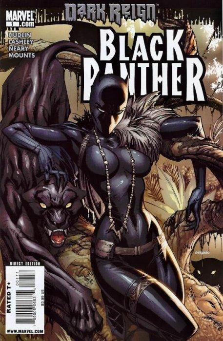Black Panther 1 (Marvel Comics) - ComicBookRealm.com