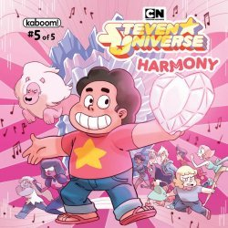 KaBOOM!'s Steven Universe Harmony Issue # 5