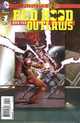 DC Comics's Red Hood and The Outlaws: Futures End Issue # 1b