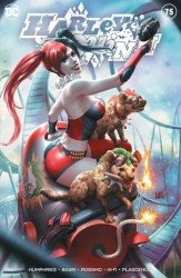 DC Comics's Harley Quinn Issue # 75ckc-a