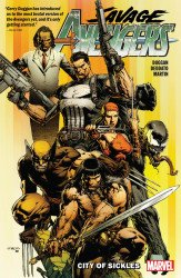Marvel Comics's Savage Avengers TPB # 1