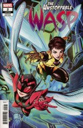 Marvel Comics's Unstoppable Wasp Issue # 2b
