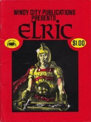 Windy City Publications's Elric Issue # 1