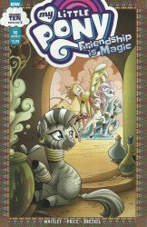 IDW Publishing's My Little Pony: Friendship is Magic Issue # 90b