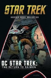 Eaglemoss Publications Ltd.'s Star Trek: Graphic Novel Collection Hard Cover # 32
