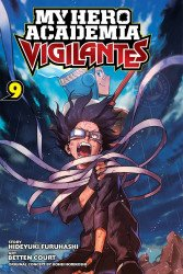 Viz Media's My Hero Academia: Vigilantes Soft Cover # 9